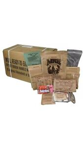 MRE Meal Ready-to-Eat Military