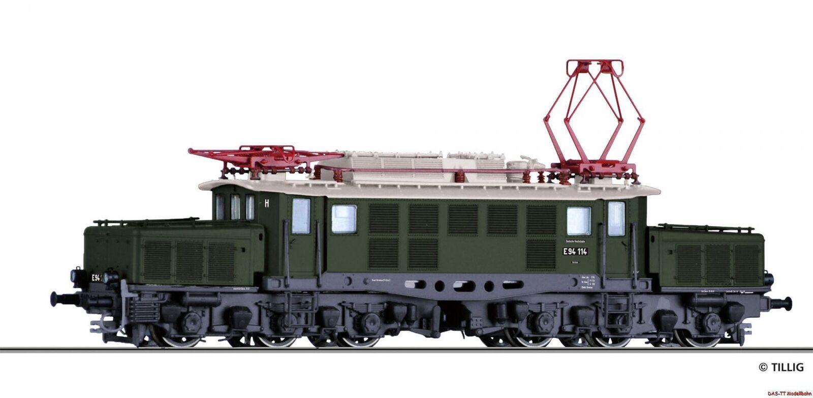 TT E-Lok e94 DR ep. III Tillig 04411 NUOVO