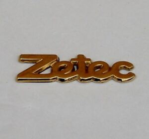 FORD-ZETEC-034-GOLD-PLATTED-034-BADGE-NEW