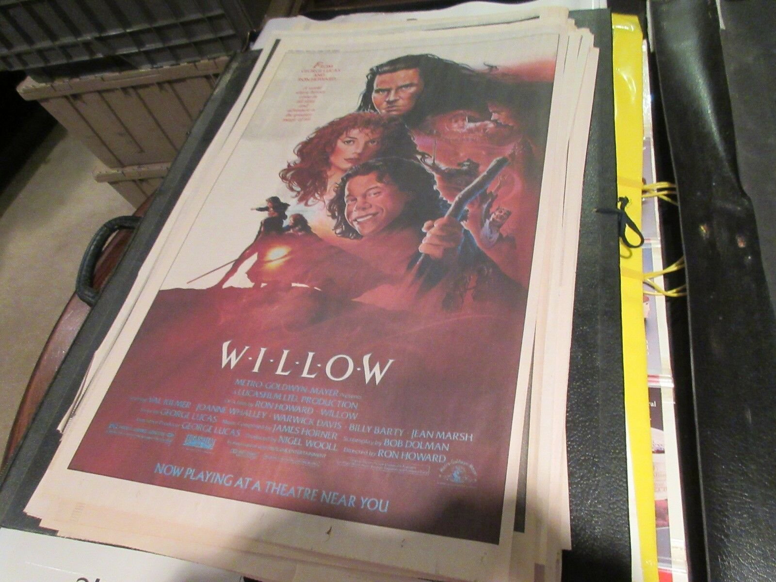 Willow , USA Today , Newspaper Clipping / Poster , 5/20