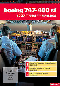 Boeing-747-400-SF-Cockpit-Fluege-Reportage-DVD-NEU-Take-off-TV