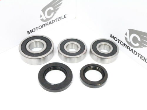 HONDA CB 900 F f2 Boldor Rear Wheel Bearing Seal Kit Hub Final Driven REPRODUCTI
