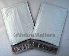 "2000 #000 4x8 Poly Bubble Mailers Envelopes Bags (VM Brand) 4 1/8"" Wide"