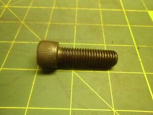 SOCKET HEAD CAP SCREW M12X1.75X40 12.9 (QTY 55) # J53416