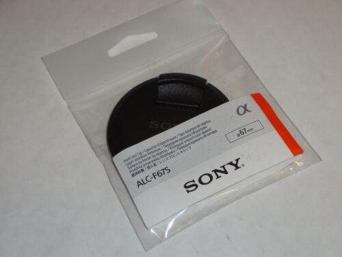 ALC-F67S Original Sony 67mm Lente Tapa para Lentes Alfa