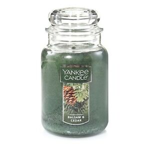 BALSAM-amp-CEDAR-LARGE-YANKEE-CANDLE-JAR-22-OZ-WINTER-BALSAM-SCENTED-CANDLE