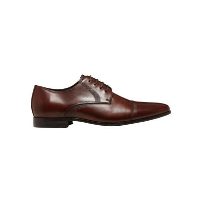 NEW Julius Marlow Jaded Lace Up Mocha