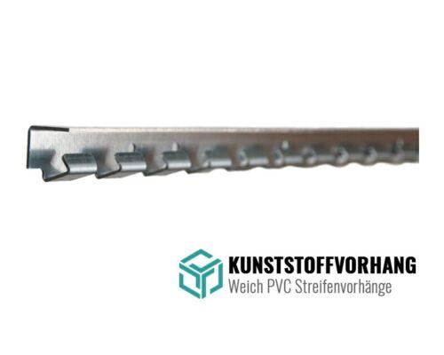 Hakenleiste Aufhängeschiene 1230mm lang Edelstahl