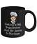 Funny Baker Pastry Cake Chef Coffee Mug Tea Cup Baking Is Power Apron My Cape