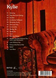 Kylie-Minogue-Golden-Deluxe-CD-Brand-New-Still-sealed