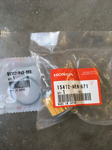 15412-MEN-671-filtro-olio-HONDA-CRF250-CRF450-oil-filter-OEM-91302-PA9-003