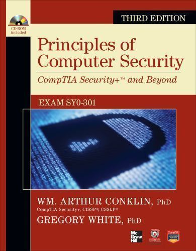 Principles of Computer Security: CompTIA Security+ and Beyond [With CDROM] (Off 1