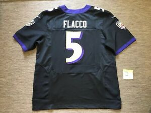 Men's Adult JOE FLACCO NFL Jersey NFL FOOTBALL Sz 52 BALTIMORE ...