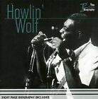Blues Biography by Howlin' Wolf (CD, Jan-2008, United Multi Consign)