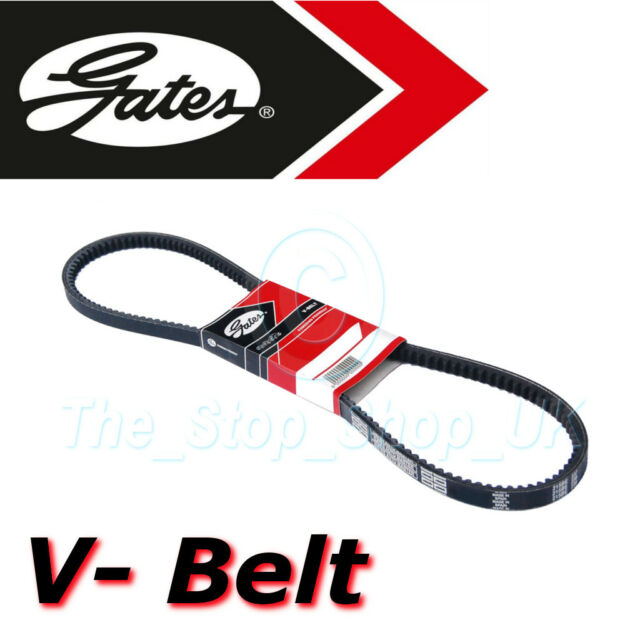 Brand New Gates V-Belt 10mm x 950mm Fan Belt Part No. 6218MC