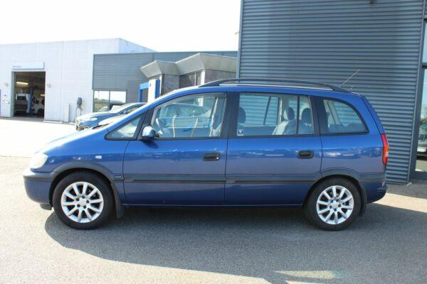 Opel Zafira 1,6 16V Family - billede 1