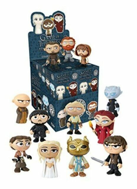 Mystery Minis Edition 3 Neu Game of Thrones