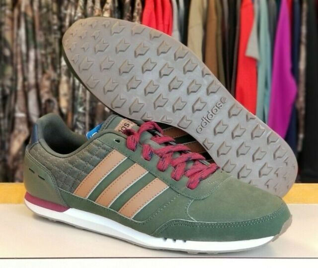 *NEW* Men's Adidas Sneakers City Racer Adidas Retro RunningAthletic Shoes