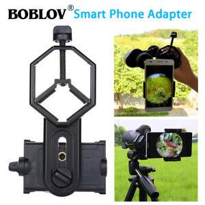 Mobile Phone Adapter Telescope Spotting Scope Microscope Mount Holder Profession