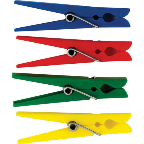 Plastic Clothespins Teacher Created Resources