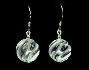 Schoene-Ohrringe-aus-facettierten-Bergkristall-925er-Silber-Ohrhaken