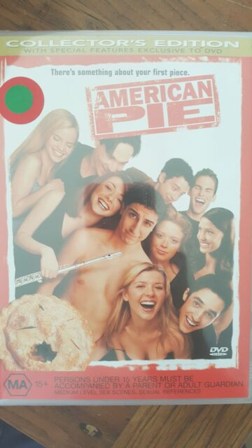American Pie  [DVD] NEW & SEALED, Region 4, FREE Next Day Post from NSW