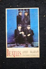 Beatles Tour Poster 1963 Royal Command Performance London Pa