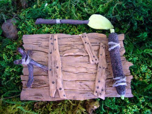 Swamp Raft GO 17644 Miniature Fairy Garden