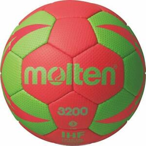 Molten handball trainingsball rouge