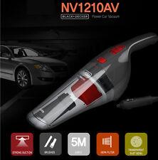 Black & Decker Vacuum Cleaner dustbuster for Car Powerful  12V, NV1210AV