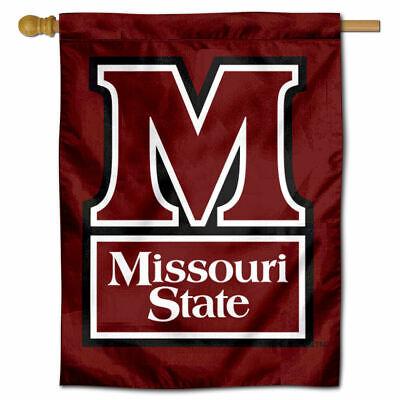 Northwest Missouri State Bearcats Two Sided House Flag