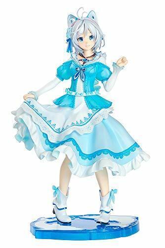 Cyber Girl Shiro 1/7 Scale PVC Pre-painted Figure