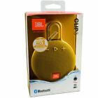 JBL Clip 3 Bluetooth Handsfree Speaker - Yellow