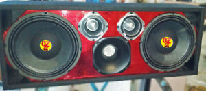 Enjoyable Chuchero Kitipo Speaker Box Wiring Diagram Ebay Wiring 101 Cominwise Assnl