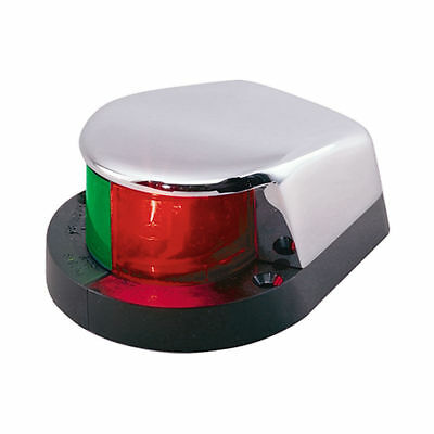 LED LOW PROFILE Combo Bi-Color Bow Light Boat Navigation 7-0840