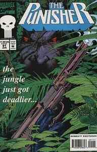 PUNISHER #62 VERY FINE 1992 MARVEL COMICS