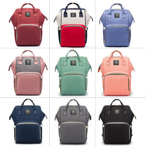 Waterproof-Large-Capacity-Maternity-Mummy-Diaper-Bag-Baby-Nappy-Travel-Backpack