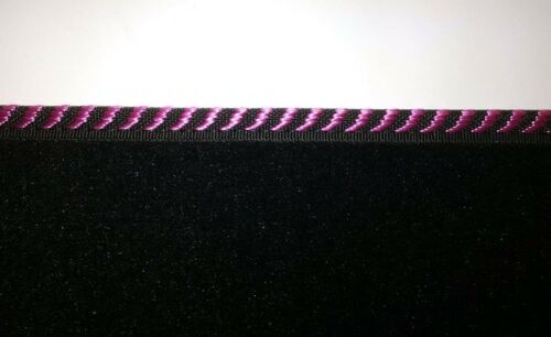 Mercedes sprinter Cab mat with embroidered logo