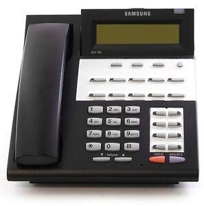 Samsung-iDCS-18D-Black-Display-Speakerphone-Refurbished