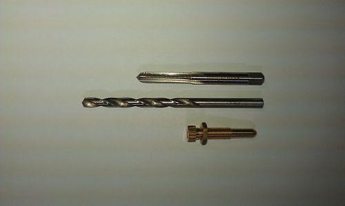 1988-2006 Yamaha Blaster Idle Screw kit w// tap /& drill bit YFS200