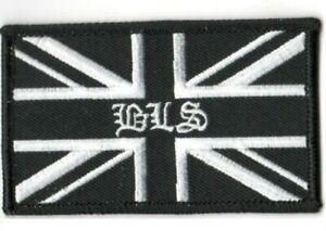 Lourd Métal Bande Noir Label Society BLS Fan Club Country : Drapeau Union Jack