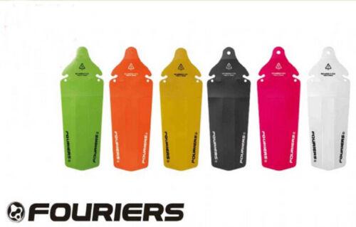 Fouriers Front Fork Fender Mud Guard MTB DH XC Mudguard Rear Saddle Rail Fenders