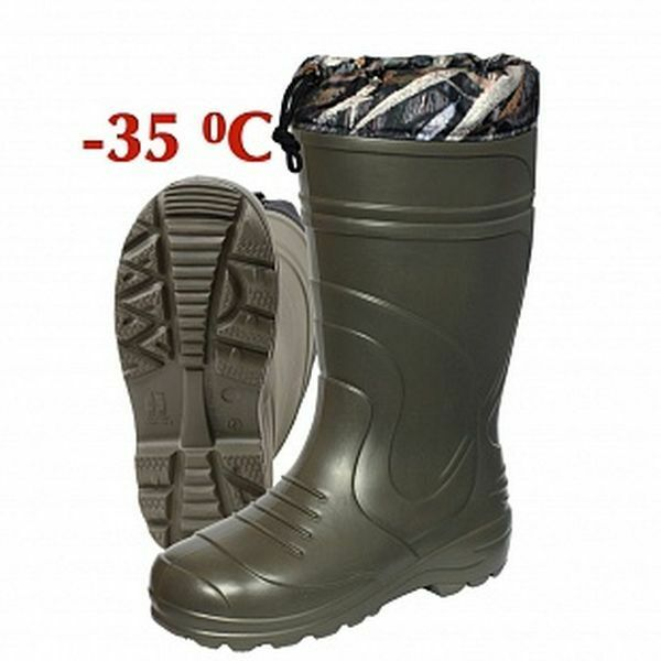 Haski-Light Fishing Hunters Waterproof Hiking Winter  Herren High Short Stiefel -35C