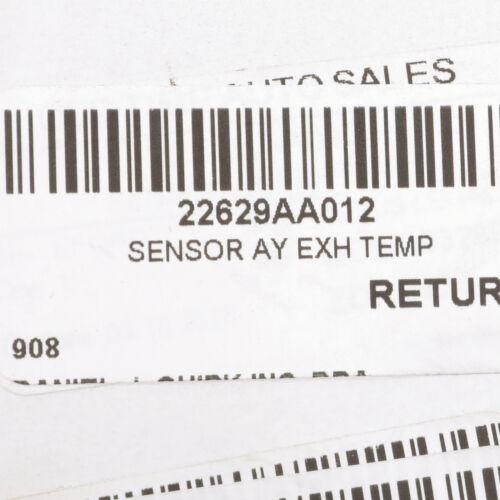 OEM Baja Impreza Legacy Outback Exhaust Gas Temperature EGT Sensor 22629AA012