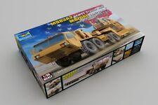 Modelcollect AS72134 US M983 HEMTT Tractor w//M870A1 Trailer Fertigmodell in 1:72