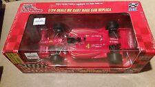 Racing Champions 1996 #4 Alex Zanardi Race Car Replica 1/24th MIB