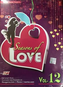 Details about Season Of Love 12 - 2018-2019 bollywood love songs mp3 / 50  songs