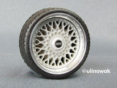 """99062-13 Alufelgen 1:18 RSL-Design 13/"""" Felge pn inkl.Logo"""