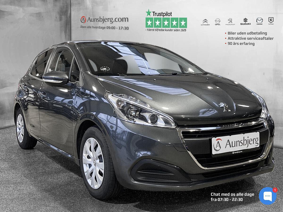Peugeot 208 1,6 BlueHDi 100 Envy 5d - 107.500 kr.