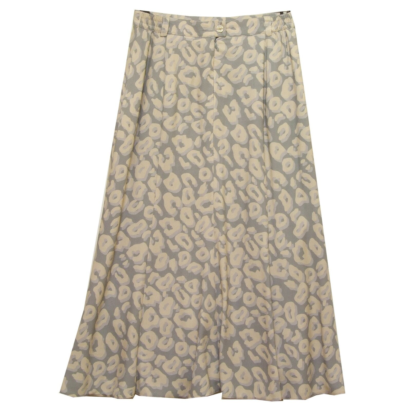Skirt 3920 81403 Grey with Beige